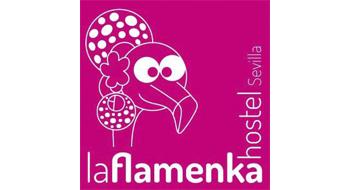 logo la flamenka hostel