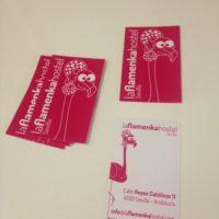 Laflamenkahostel-tarjetas