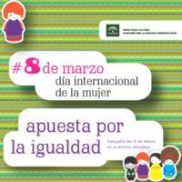 Campaña 8 de Marzo Apuesta por la Igualdad IAM