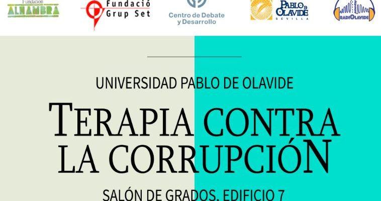 II Jornadas Terapia contra la Corrupción 2018