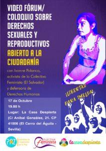 ACPP_videoforum derechos sexuales y reproductivos