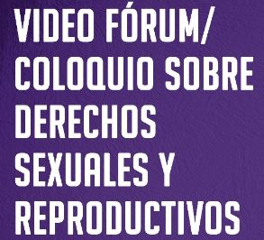 Video forum derechos sexuales y reproductivos
