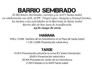 Jornada Barrio Sembrao _ACPP