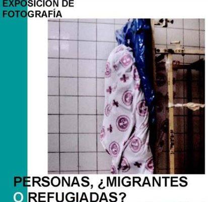 Exposición personas migrantes o refugiadas