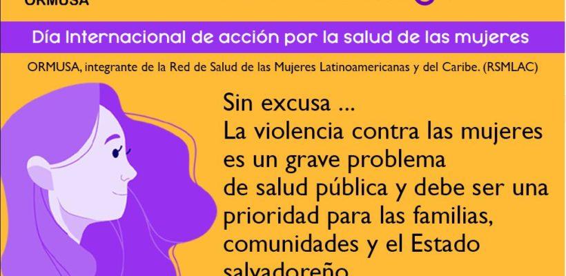 28M - Dia Internacional para la acción de la salud de las mujeres